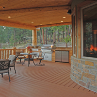 Tamko Building Products - EverGrain Composite Decking